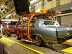 The American automotive industry operated in a closed and forgiving environment between 1945 to the late 1970s, facing little or no external competition.