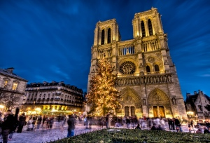 Most cathedrals dominate their cityscapes